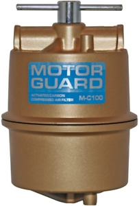 Motor Guard M C100 1 2 Npt Activated Carbon Compressed Air Filter