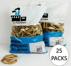 Rubber Band Depot Size 64 3 3 X 0 3 25 Pounds Made In Usa