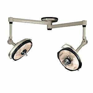 Amsco Steris Quantum Surgical Light System Dual Lights From Medical School