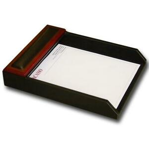 Dacasso A8001 Wood Front load Letter Tray