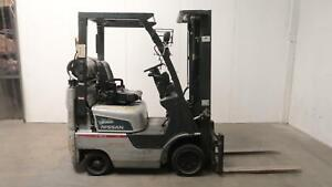 Nissan Mcplc1a15lv Forklift 30 2004 T156704