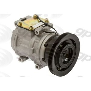 6511595 Gpd New A C Ac Compressor For Truck With Clutch Toyota Cor