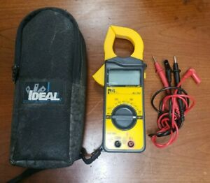 Ideal 61 762 Digital Clamp On Meter