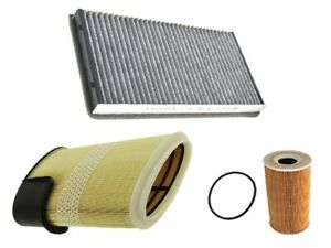 Porsche 987 07 08 Air Oil Cabin Filter Kit 3 Pcs German Engine Intake Petro
