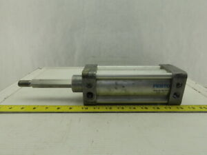 Festo Dnul 63 100 ppv a 15605 63mm Bore 100mm Stroke Square Rod Air Cylinder