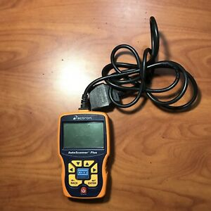 Actron Auto Scanner Plus Code Connect Obd Ii Abs Reader Cp9580 Nice