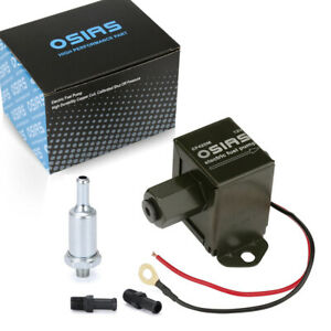 Osias 12v Universal Electric Fuel Pump Facet Style Petrol Diesel Ethanol
