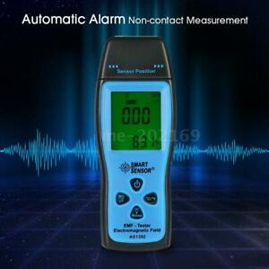Fuyi Mini Emf Meter Electromagnetic Field Radiation Detector Tester Monitor