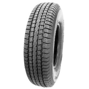 4 New Super Cargo St Radial St 205 75r15 Load D 8 Ply Trailer Tires