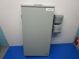 Siemens Sw2424l1125 125 Amp 1 Phase 3r Outdoor Breaker Panel Receptacles