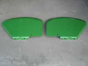 Left Right Fenders For John Deere Jd 1020 1030 1040 1130 1140 1520 1530 1550