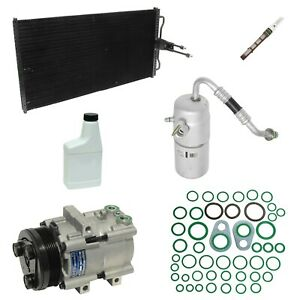Universal Air Conditioner Kt 1404a A c Compressor And Component Kit