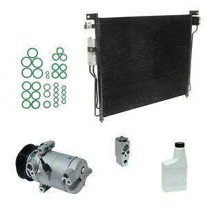 Universal Air Conditioner Kt 5066a A c Compressor And Component Kit