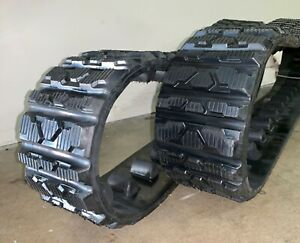 Two 9 Rubber Tracks For Toro Dingo Tx425 Tx427 Wide And Tx525 Wide