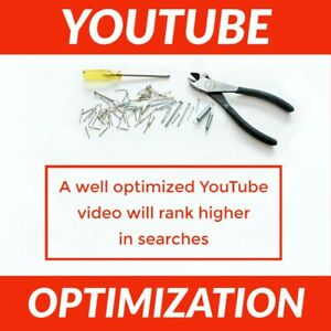 Youtube Channel Optimization Best Practices Audit Up To 5 Videos