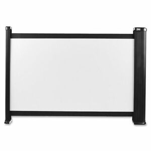 3m Ps05b Portable Screen 26 16 9 Projector Screen With Carrying Case