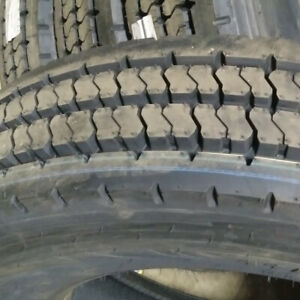 4 New Galaxy Dh241 G 285 75r24 5 Load H 16 Ply Drive Commercial Tires