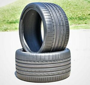 2 New Continental Sportcontact 6 305 30zr20 103y Xl Mo High Performance Tires