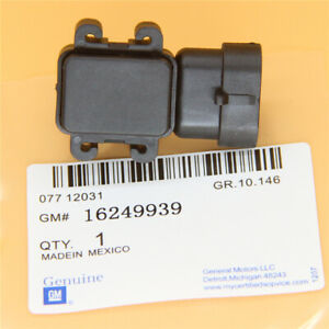 09359409 New Manifold Absolute Pressure Sensor Fit For Buick Cadillac Chevrolet