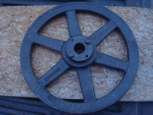 Browning 11 25 V Belt Pulley Bk115h A B Sheave 1 Tapered Hub
