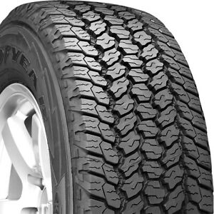 Goodyear Wrangler All terrain Adventure With Kevlar Lt 245 70r17 E 10 Ply Sbl