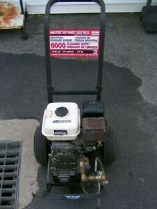 2004 Excell Devilbiss 5 5hp 2400psi Pressure Washer Mod wgc2425 Non working