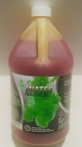 Green Water Tracing Dye leak Detection Flourescent Intense Color Non toxic Usa