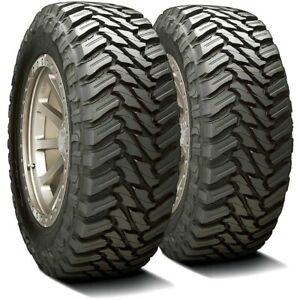 2 New Atturo Trail Blade M T 255 55r19 111s Xl Mud Tires