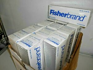 Lot Of 12 Box Fisherbrand Borosilicate Glass Culture Tubes 14 961 26 Each 250