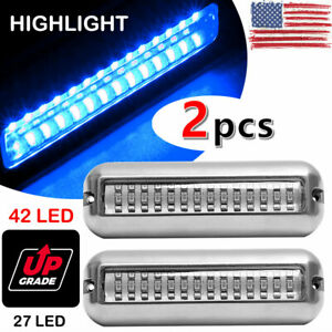 8pcs Neon Led Rock Light Kit Rgb Underglow Lamp Offroad Car Truck Bluetooth App