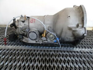 89 Mercedes W126 420sel Transmission Automatic Gearbox 1262702900