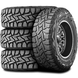4 New Toyo Open Country R t Lt 305 70r17 Load E 10 Ply R t Rugged Terrain Tires