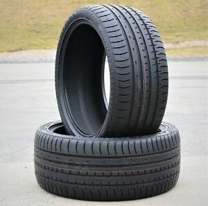 2 New Accelera Phi 255 30zr20 255 30r20 92y Xl A S High Performance Tires