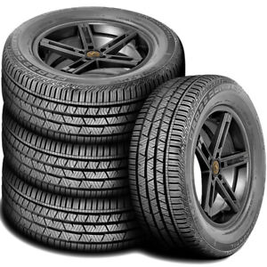 4 Continental Crosscontact Lx Sport 255 60r18 108w mgt As A s Performance Tire
