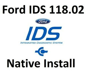 Ford Ids 118 02 Calibration Files Pro Diagnostic Software Instant Download