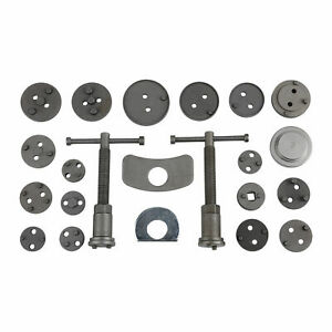 Heavy Duty Disc Brake Piston Caliper Compressor Tool Set And Wind Back Kit