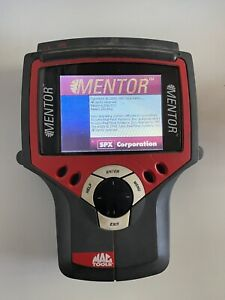 Mac Tools Mentor Automotive Scanner As Is