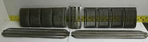 Oem Ford 5 Piece Eight Grille Trim Moulding 59 A 8150 1946 48 Mercury Wr
