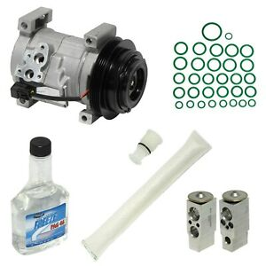 Universal Air Conditioner Kt 1102 Ac Compressor And Component Replacement Kit