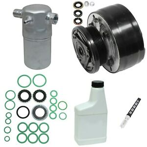 Universal Air Conditioner Kt 2295 A c Compressor And Component Replacement Kit