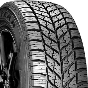 2 New Goodyear Ultra Grip Winter 225 60r16 98t Winter Tires