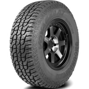4 New Groundspeed Voyager At 235 70r16 107t A t All Terrain Tires