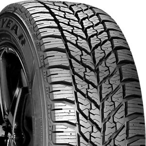 2 New Goodyear Ultra Grip Winter 235 60r16 100t Winter Tires