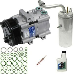 Universal Air Conditioner Kt 4154 A c Compressor And Component Replacement Kit