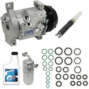 Universal Air Conditioner Kt 4772 A C Compressor And Component Replacement Kit