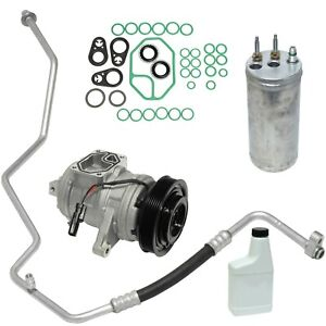 Universal Air Conditioner Kt 4941 A C Compressor And Component Replacement Kit