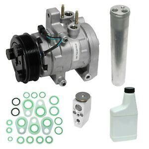 Universal Air Conditioner Kt 5885 A c Compressor And Component Replacement Kit