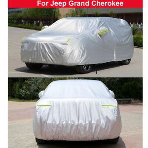 New Car Cover Waterproof Heat Sun Dust Cover For Jeep Grand Cherokee 2011 2020