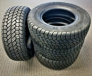 4 New Radar Rxs 9 245 65r17 107t At All Terrain Tires
