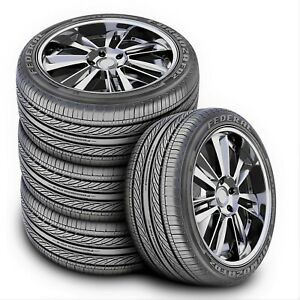 4 New Federal Formoza Fd2 215 65r17 99h Dc A S Performance Tires